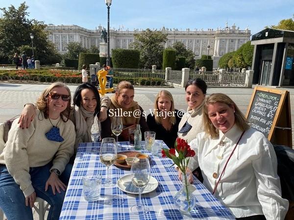 De terraceo con amigas