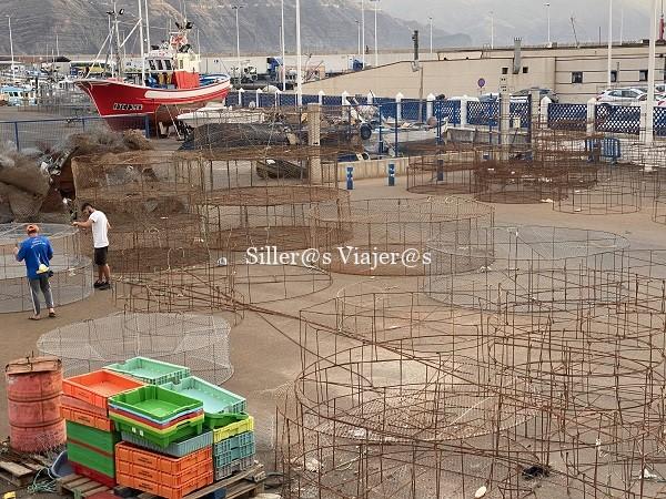 Puerto pesquero de Agaete