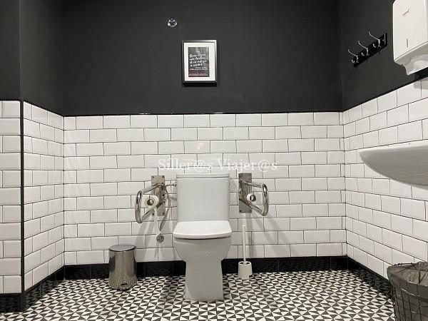 Baño adaptado en Vinófilos