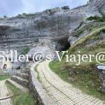 1 cueva. rampa acceso