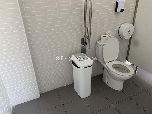 Baño accesible en Imedmar