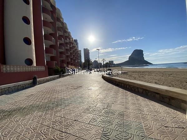 Paseo marítimo Arenal Bol